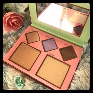 Pixi + Rachh Loves - Layers Highlighter Palette